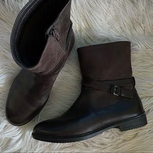 Ecco Women Boots Sz 37